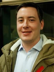 Christopher Dieter studiert Kommunikationswissenschaften in Duisburg-Essen.
