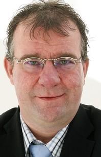 Jens Hebebrand, Leiter Foto: HVD