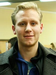 Marius Schoenenberg (20) studiert BWL an der Universität Duisburg-Essen.