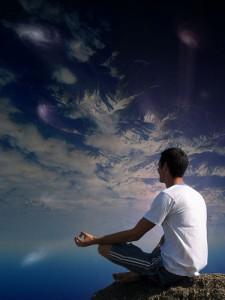Ulrich Schnabel meditiert selbst seit über 20 Jahren. Für ihn ist es es eine Art sich selbst und seine Geist zu beobachten. Foto:flickr.com/ oddsock