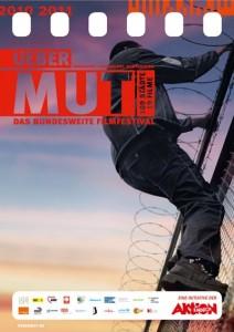 Zum vierten Mal findet das Filmfestival der Aktion Mensch e.V. statt. Diesmal werden Filme über Mut gezeigt. Quelle: Aktion Mensch