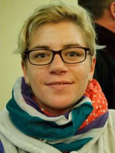 Ulrike Krause (25) studiert Medizin in Essen.