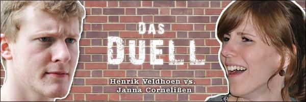 Duell Henrik vs Janna