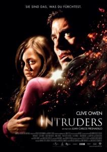 Das offizielle Intruders Filmplakat. Quelle: Universal Pictures