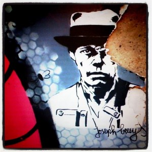 Der Schöpfer der Fettecke: Joseph Beuys. Foto: flickr/cea