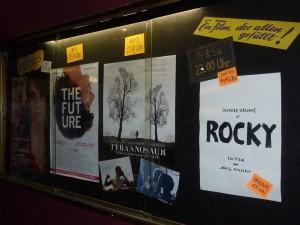 """Auch der Klassiker """"Rocky"""" läuft regelmäßig im Roxy. Foto: Alberto Sisí Sáncheze"""