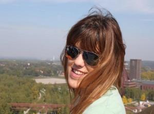 Silvia M ist Erasmus-Studentin aus Spanien und studiert an der Ruhr-Universität Bochum. Foto: Sandra Calvo Pastor