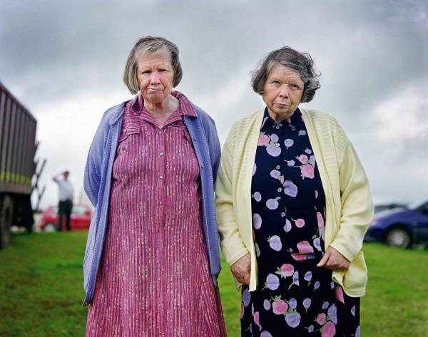 Die Bilderserien erzählen oft ganz persönliche Geschichten über scheinbar banale Dinge, wie hier ein Foto der Bilderserie über irische Jahrmärkte. Foto: Kenneth O'Halloran