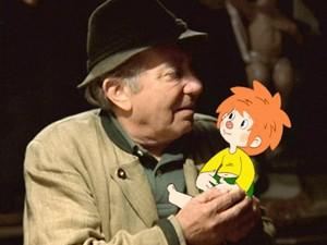 """Pumuckl-Freunde sind Familienmenschen. Bild: MDR/BR/Infafilm/Original-Entwurf """"Pumuckl""""- Figur: Barbara von Johnson"""