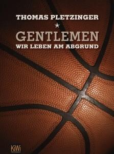Für das Cover hat sich der Verlag Kiepenheuer & Witsch etwas Spezielles einfallen lassen: Die Oberfläche des Covers fühlt sich wie ein echter Basketball an. Foto: Kiepenheuer&Witsch