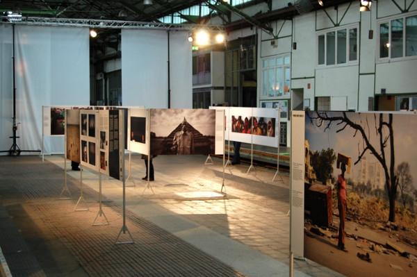 Viele Besucher kommen laut Claudia Schenk von weither, um diese Ausstellung zu sehen. Foto: Michael Jochimsen
