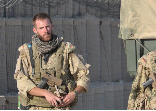 Zurück aus Afghanistan