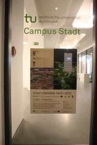 Die TU-Ausstellung im Dortmunder U (1. OG)