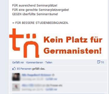 Fachschaft Germanistik Logo