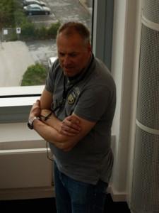 Regisseur Thomas Jauch sieht viel Tatort-Potenzial in Dortmund.