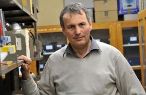 Physikprofessor Wolfgang Rhode