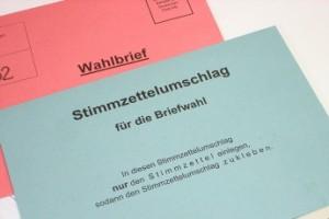 Wer die Briefwahl rechtzeitig beantragt bekommt die benötigten Unterlagen direkt nach Hause geschickt. Foto: Florentine/pixelio.de