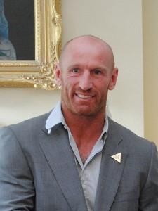 Der schwule Rugbyspieler Gareth Thomas. 2011 wurde er als Rekordnationalspieler seines Landes verdrängt. Quelle: wikipedia