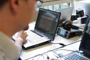 Töne und News aus dem Landtag liefern die eldo* und pflichtlektüre-Reporter.