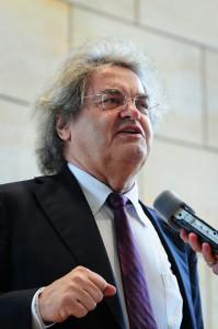 Journalist Helmut Markwort. Foto: Florian Hückelheim