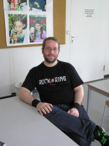 König möchte Studenten bei StuPa-Entscheidungen besser einbinden. Foto: Alexander Koch