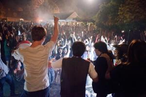 Die Party des Jahres - viel tiefgang hat der Film allerdings nciht. Quelle: Warner Bros.