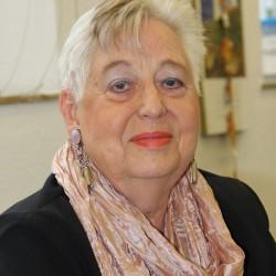 Christina Füssmann - eine Krimiautorin mit Erfahrung. Foto: Judith Schröder