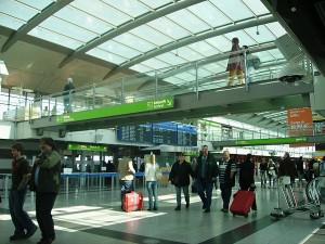 Dortmunder Flughafen in Sorge