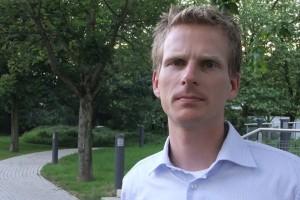 Den Weg zur grünen Energieversorgung hat Björn Klusmann klar vor Augen.