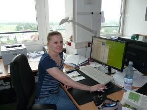 Katharina Schulte auf Datensammlung.