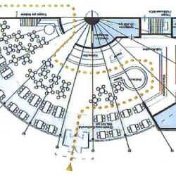 So soll das Sonnendeck nach dem Umbau aussehen Grafik: Tagesordnung Verwaltungsrat