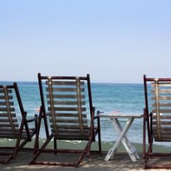 Ein bißchen Urlaub gibt´s dann doch: Forscher sind schließlich auch nur Menschen. Foto: Twinilili, pixelio.de