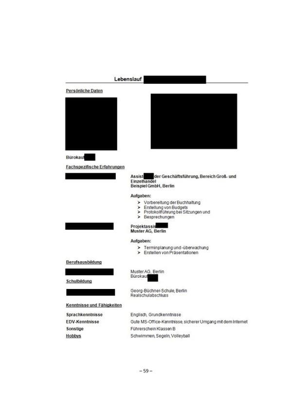 hochformat_anonyme bewerbung_antidiskriminierungsstelledesbundes_120712 beispiel fr eine anonyme bewerbung - Anonymisierte Bewerbung