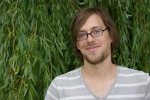Dennis Holtkamp (27) studiert Sonderpädagogik an der TU Dortmund. Bei der Schlammfußball-WM hatte er Sturm- und Mittelfeldpositionen. Foto: Anastasia Mehrens