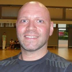 Trainer Jochen Iseke plant schon jetzt die nächste Übung. Foto: Judith Schröder