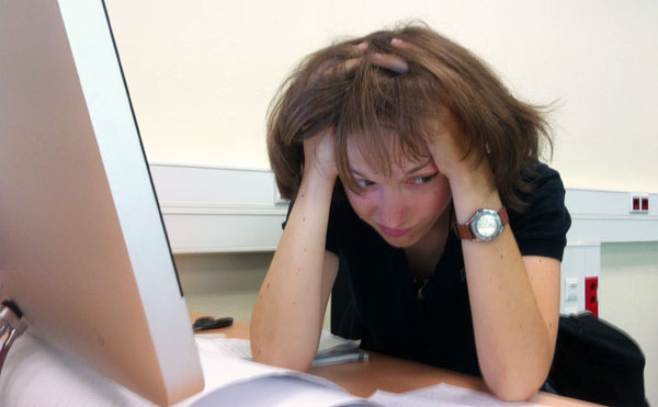 (Auch) Lernen kann Kopfschmerzen bereiten - vor allem wenn es viel zu lernen gibt. Fotos: Anne Schwedt