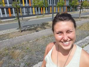 Lara Schwenner wartet schon seit Monaten auf eine Antwort vom Bafög-Amt. Foto: privat