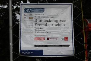 Auch im nächsten Jahr will der GMF wieder einen Fremdsprachenkongress organisieren.