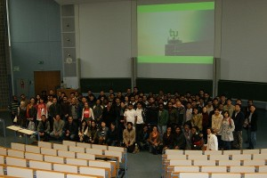 Ca. 150 internationale Studenten haben sich für das Come2Campus-Programm angemeldet.