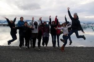 Das Jahr in Island hatte viele schöne Momente.