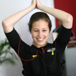 Mit den Übungen werden fast alle Muskelbereiche trainiert.