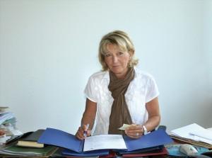 Regine Berker ist Juristin und Leiterin der Abteilung 1, Zentraler Bereich des Landesamts für Natur, Umwelt und Verbraucherschutz NRW (LANUV). Foto: Florian Hückelheim.