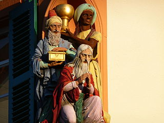 Heilige drei Könige Foto: 3268zauber/Wikimedia Commons