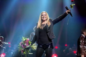 Anastacia bei der Nokia Night of the Proms; Rechte: NOTP