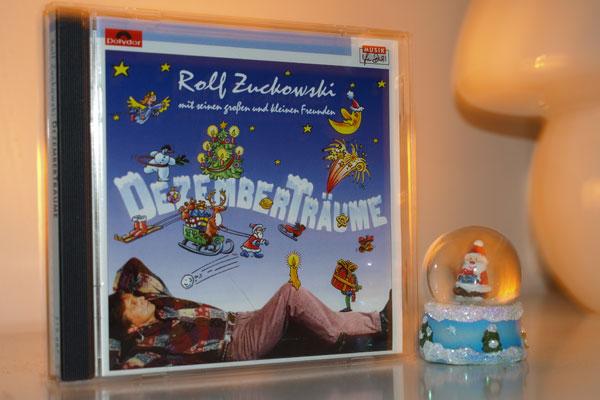 Vor fast 20 Jahren brachte Rolf Zuckowski Dezemberträume heraus. Foto: Anna Dörnemann