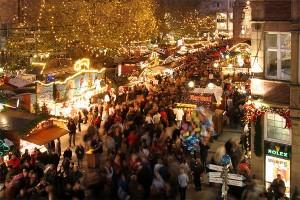 Wisseneswert Weihnachtskonsum Dortmunder Weihnachtsmarkt