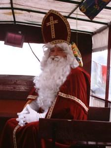 Sinterklaas Foto: Andre Engels