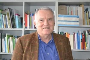 Professor Horst Pöttker steht in der Kritik. Foto: Katrin Ewert Teaserbild: