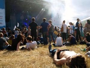 Besonders Konzerte sind für Musiker und Labels wichtige Einnahmequellen. Foto: Stefan Dierkes