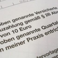 Vergangenheit: Die Praxisgebühr war einmal. Foto: Claudia Hautumm / pixelio.de